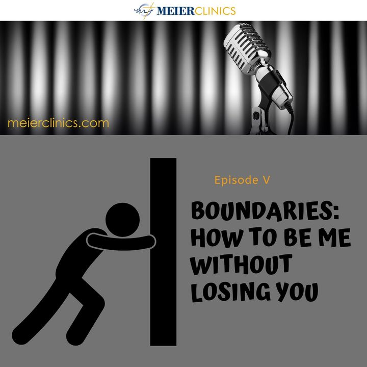 Boundaries: How To Be Me Without Losing You