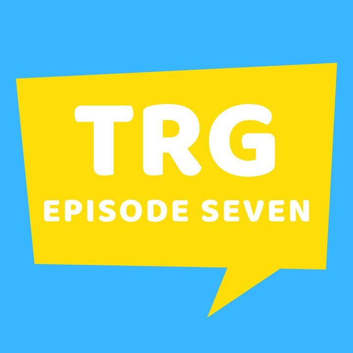 TRG 07 - We Talk Lynda Carter's Wonder Woman, the Mortal Kombat and Cruella Trailers and More!