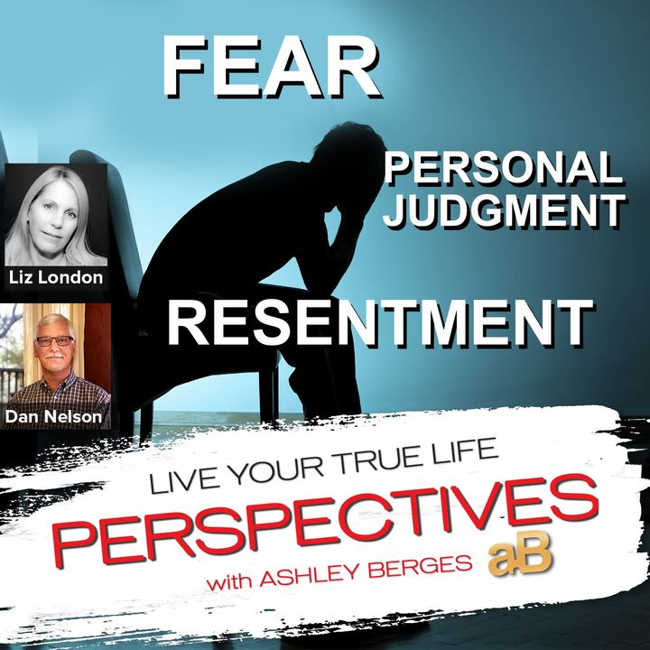 How to let go of fear, resentment, personal judgement, and feeling overwhelmed. [Ep. 627]