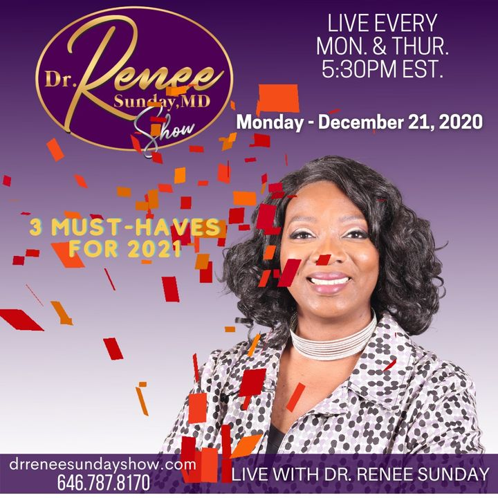 Business Owners 3 Must Haves for 2021 Dr Renee Sunday  The Platform Builder