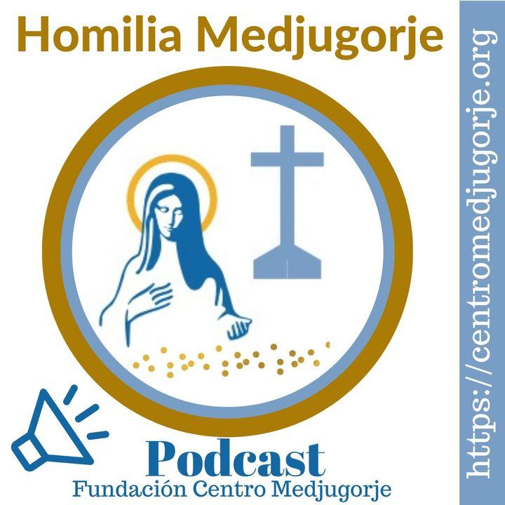 Homilia Medjugorje 4.7.21