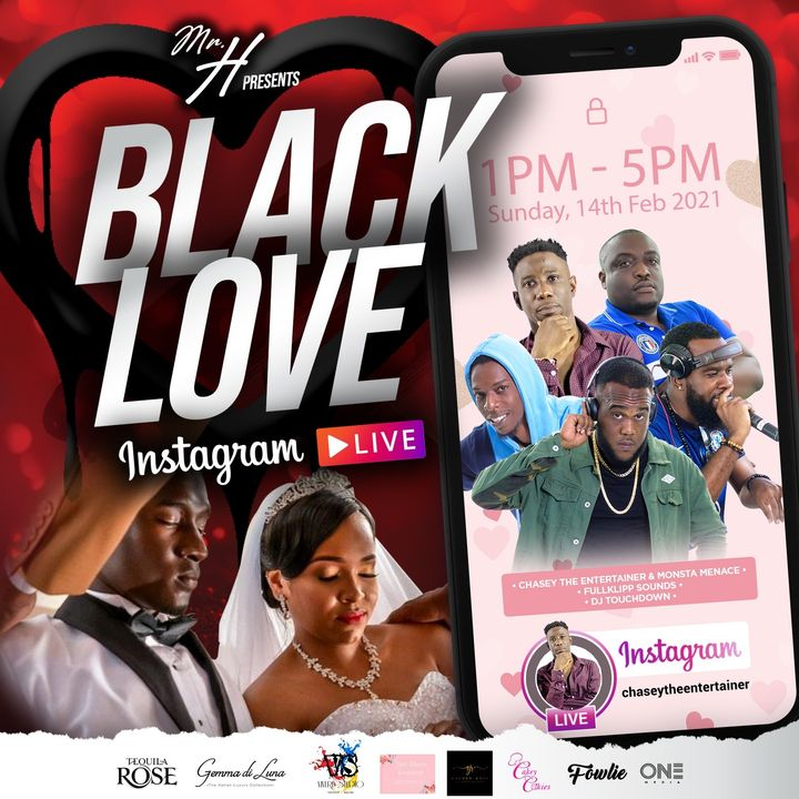 "DJ Touchdown LIVE At ""BLACK LOVE"" (14th February 2021)"
