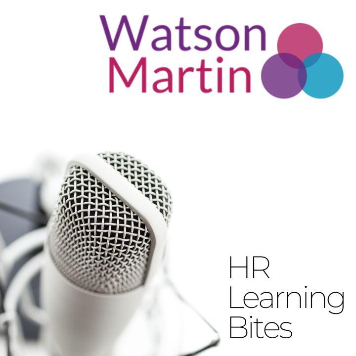 HR Learning Bites
