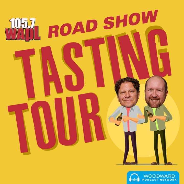 WAPL Road Show Tasting Tour FALL 2020 - One Barrel Brewing Co. - Madison/Egg Harbor