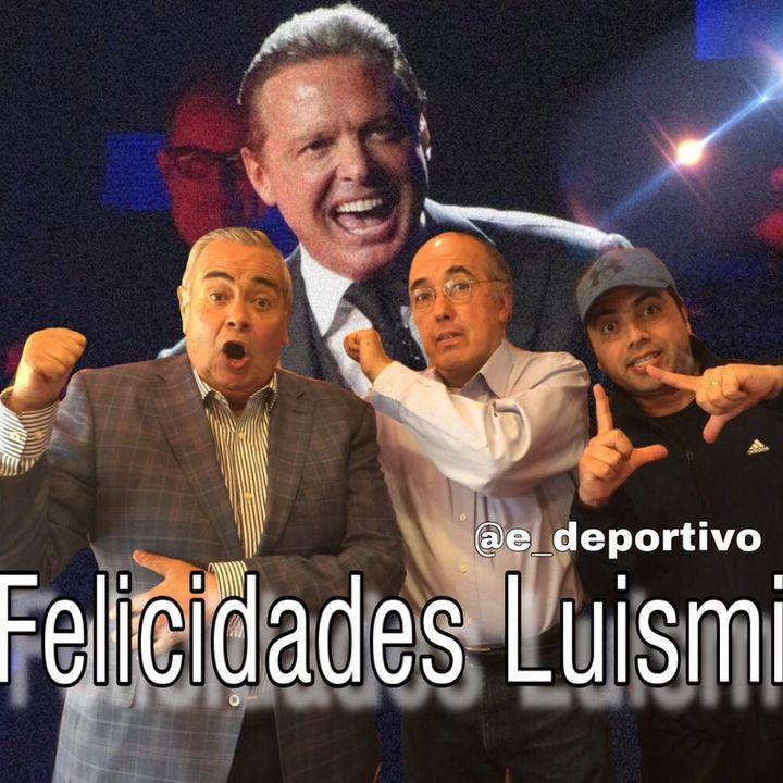 Como cosa de Pepe Felicitamos al Sol, Espacio Deportivo de la Tarde 19 de Abril 2019