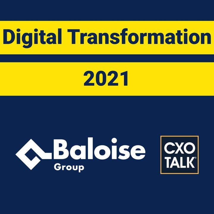 Digital Transformation at a Major Insurance Company