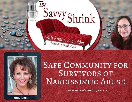 Safe Community for Survivors of Narcissistic Abuse with Tracy Malone