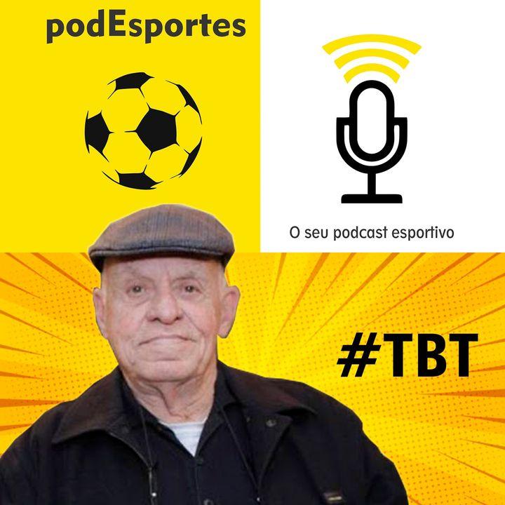 TBT podEsportes com Silvio Luiz