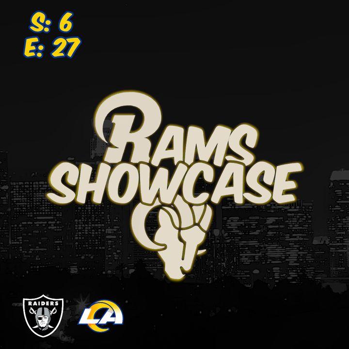 Rams Showcase - Raiders @ Rams