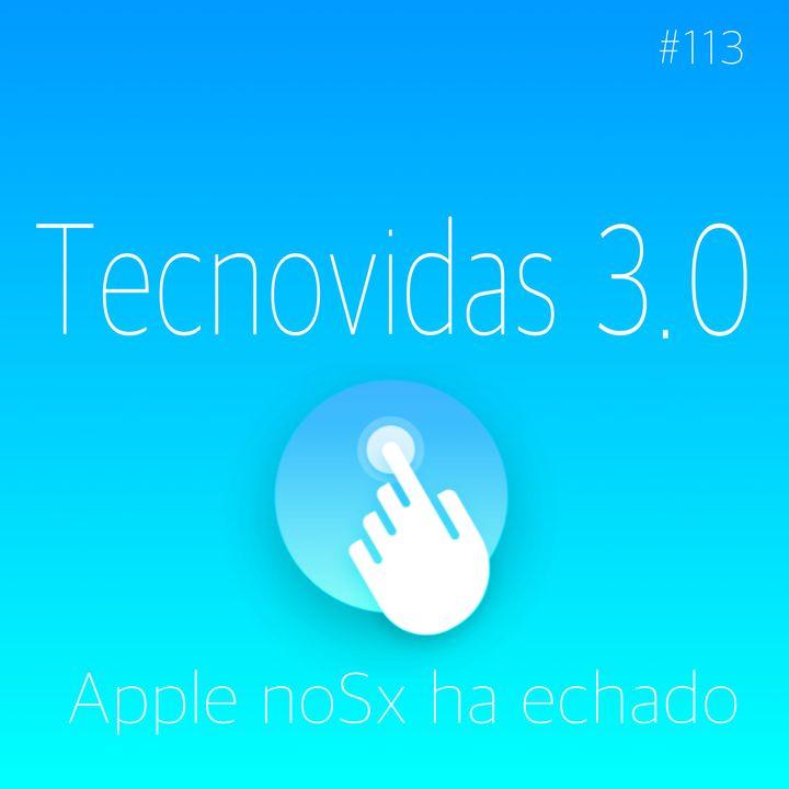Cap 113  Apple noXs ha echado