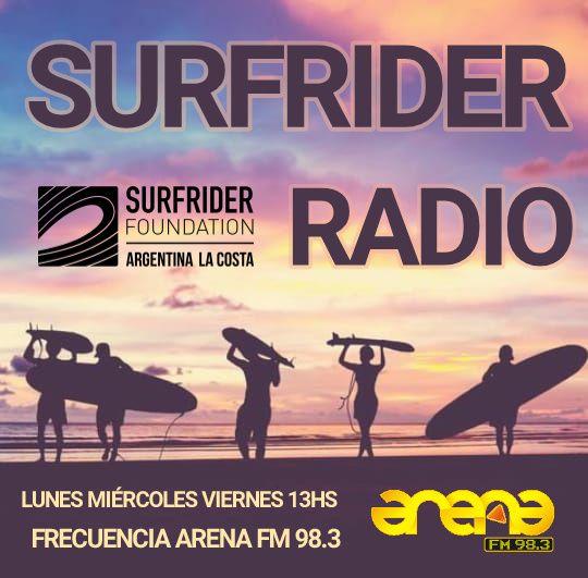 Surfrider Radio Viernes 17 de Julio 2021