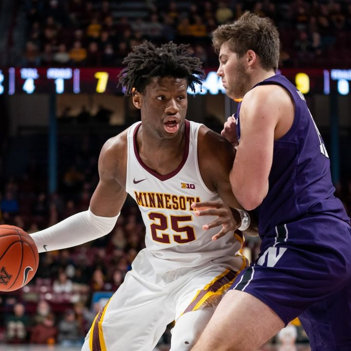 Living in Loserville: More Optimism for Next Year T'Wolves or Gophers? Will Oturu Leave to NBA?