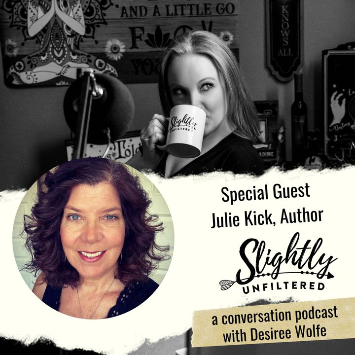 Weathering the Grief Storm with Julie Kick