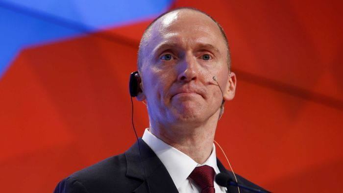 RUSSIA   S01 05 - Carter Page: The useful idiot