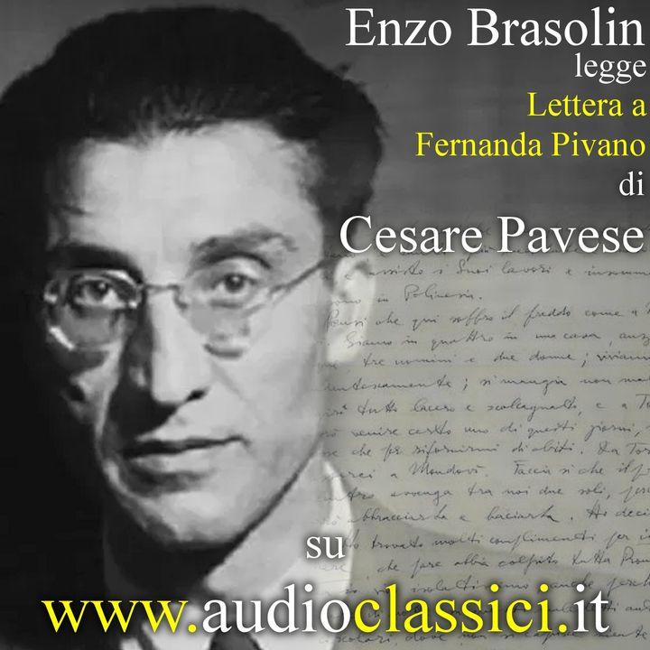 Lettera di Cesare Pavese a Fernanda Pivano