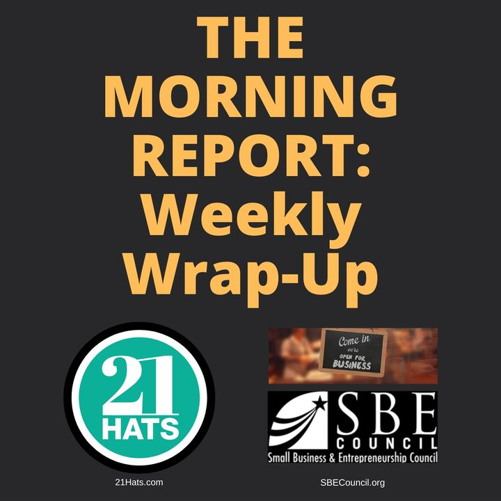 Morning Report Podcast: Tues May 4, 2021
