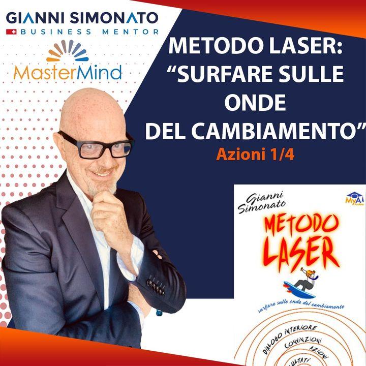#13 Metodo Laser: Azioni (1/4) Capitolo 3-4