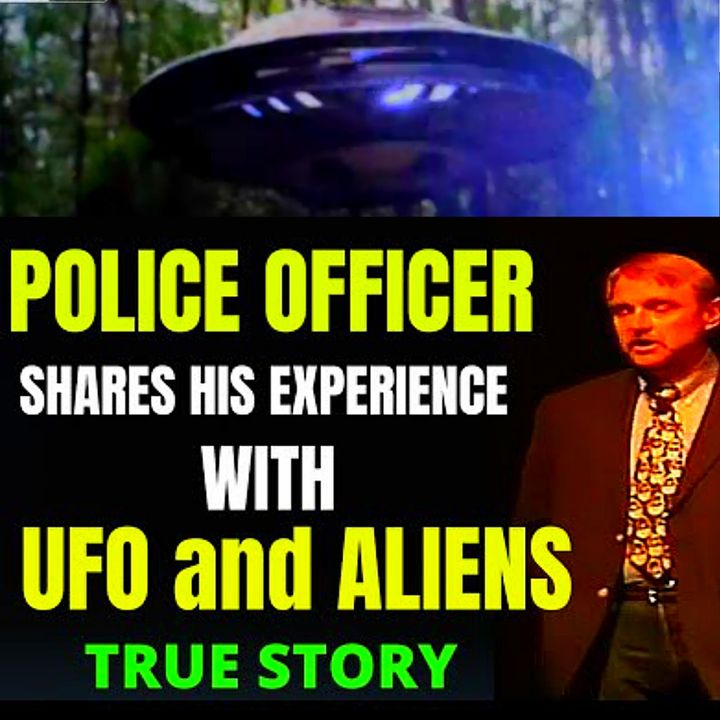 UFOs and COPS 👽 Police Officer Shares His Experience with a UFO and Aliens TRUE STORY