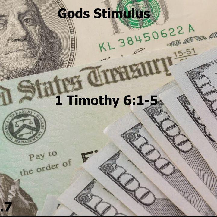New ReBirth :   Gods Stimlus