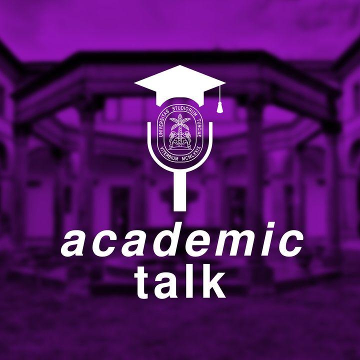 Academic Talk - Valentina Notarberardino