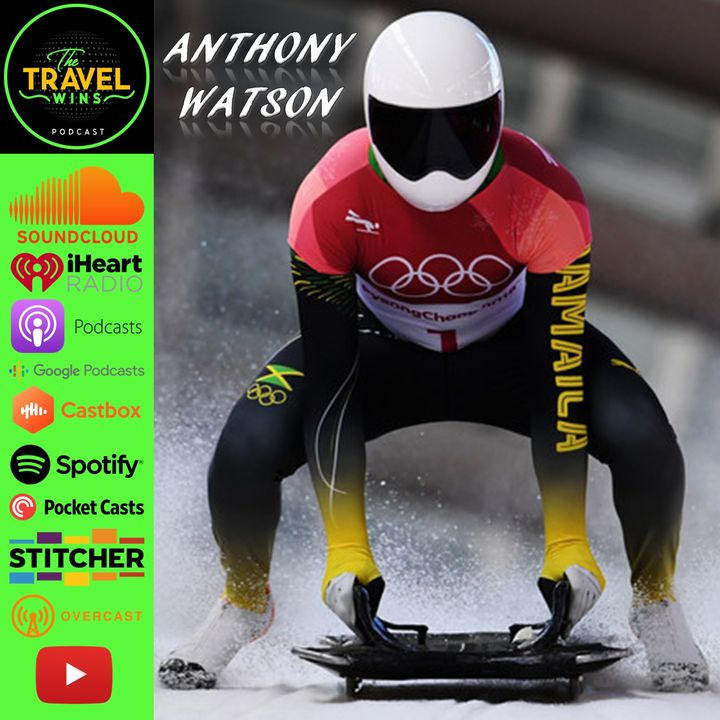 Anthony Watson | Olympian skeleton racer competing for Jamaica