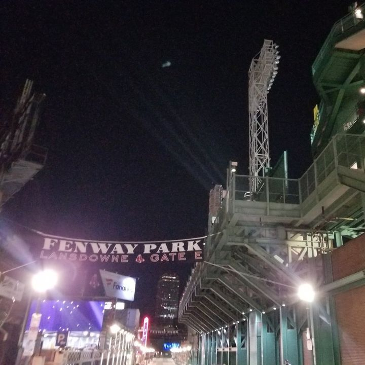Excitement Builds For Opening Day At Fenway Park