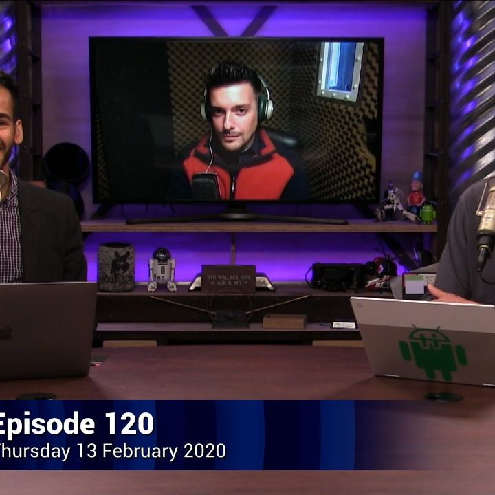 Tech News Weekly 120: Z Flip: Den of the Dragon