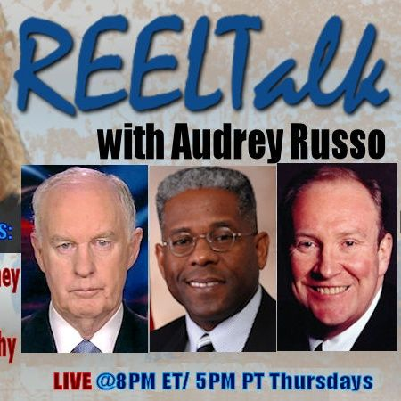 REELTalk: LTG Thomas McInerney, LTC Allen West author of Hold Texas Hold The Nation and Andrew McCarthy author of Ball of Collusion