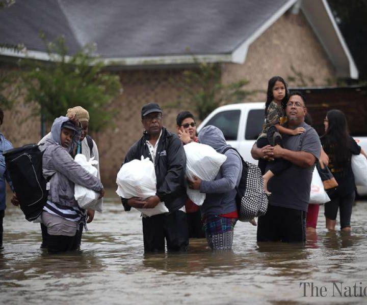 Hurricane Harvey/The Kats Out