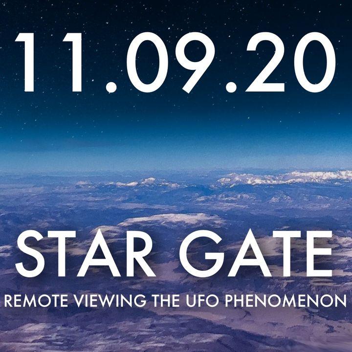Star Gate: Remote Viewing the UFO Phenomenon | MHP 11.09.20.