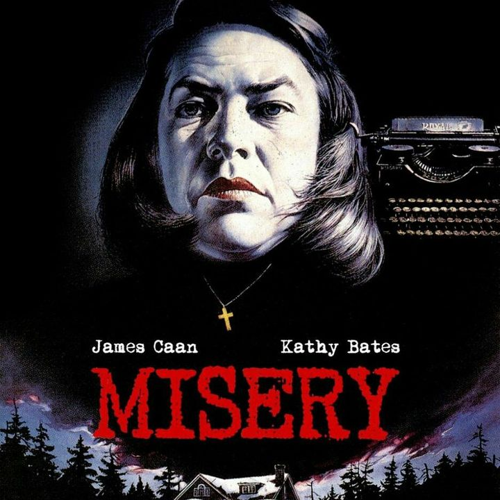 Misery (1990) w/ Matt Audette!