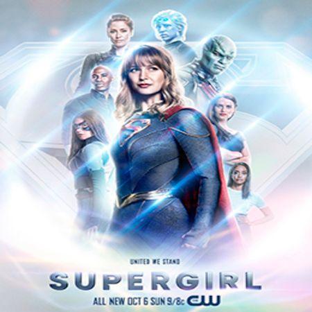 TV Party Tonight: Supergirl (season 5)