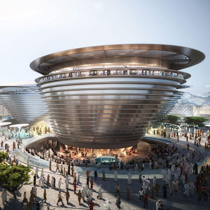 #4 Expo 2020 Dubai – creating a blueprint for future smart cities