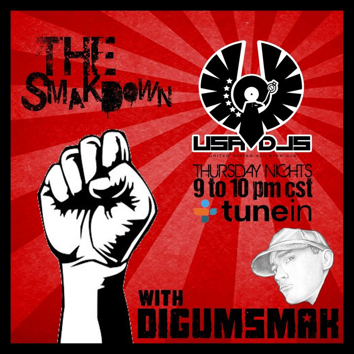 The Smakdown on All Star Djs Radio