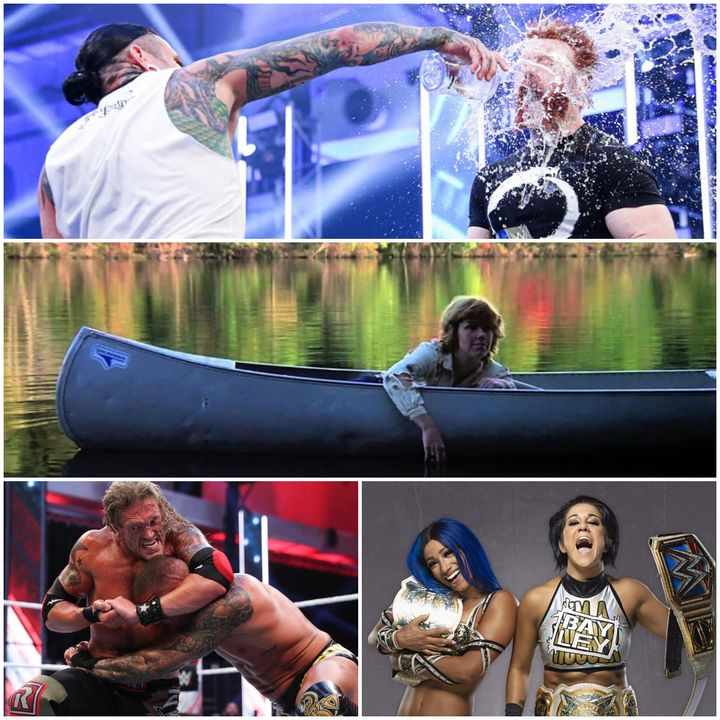 Ep 117 - A Mother's Love (WWE Backlash Recap + Friday the 13th)
