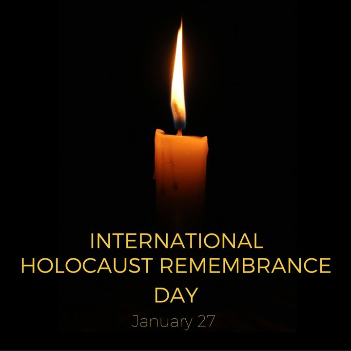 Jerry Zabronsky & Lisa Weiner, Int'l Holocaust Remembrance Day