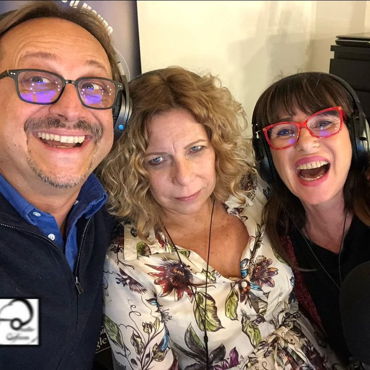 402 - Dopocena con... Cristiana Lionello e Claudia Balboni - 10.10.2019