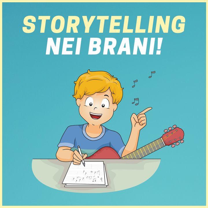 #191 - Come Inserisco Lo Storytelling Nei Miei Brani