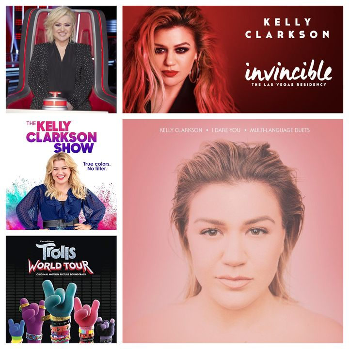 Episode 28 - Kelly Clarkson in 2020
