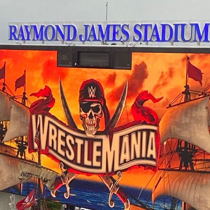 Wrestlemania 37, Part II-Night 1