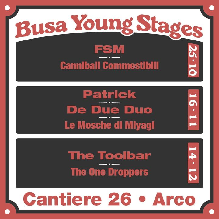 Busa Young Stages