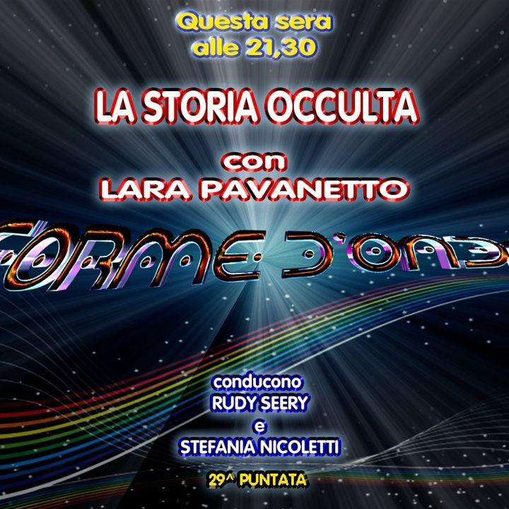 Forme d'Onda - Lara Pavanetto - La Storia Occulta (Delitti di Alleghe; Pietro Bembo) - 09-05-2019