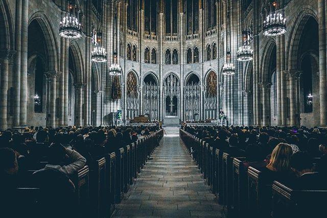 The Riverside Church Sunday Worship
