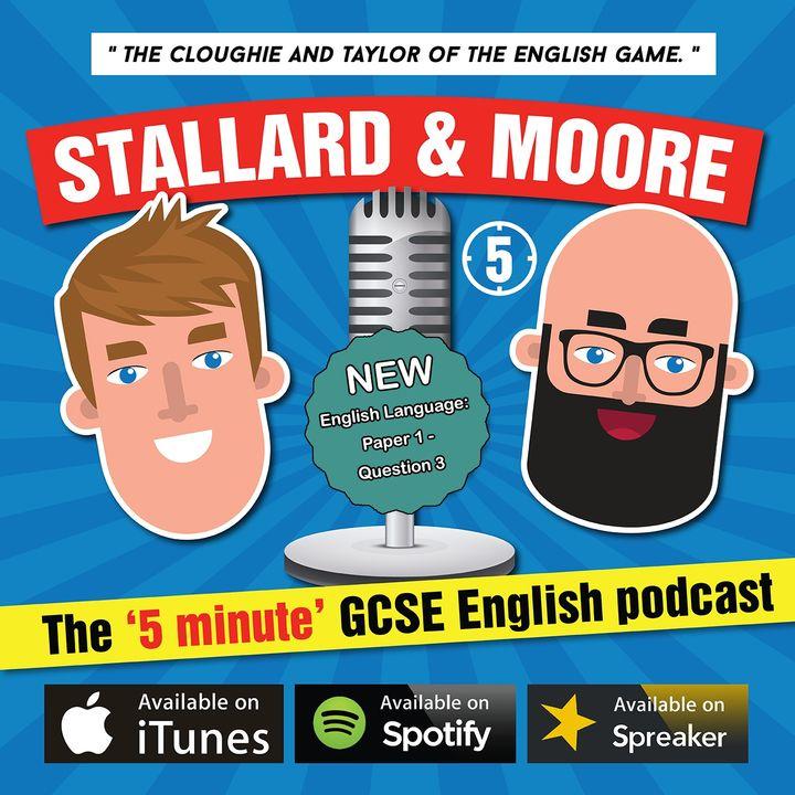 English Language - P1 Q3 - 5 mins
