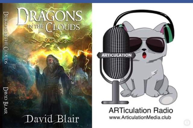ARTiculation Radio - Never Give Up (Dragons in the Clouds)