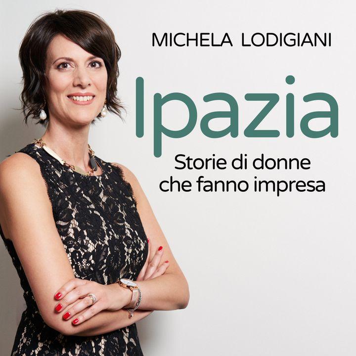 Ipazia | Puntata 005 | Forte impatto: intervista ad Annalisa Rosiello