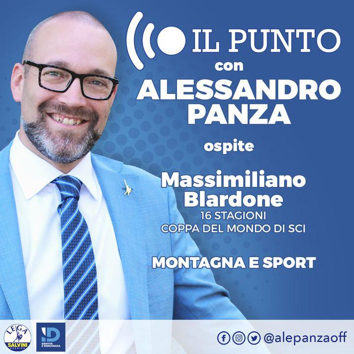 Il punto con Massimiliano Blardone su montagna e sport