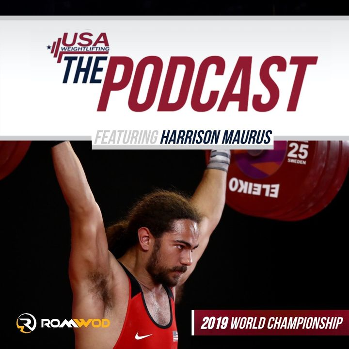 Harrison Maurus on World Championships, Training, & Life Changes
