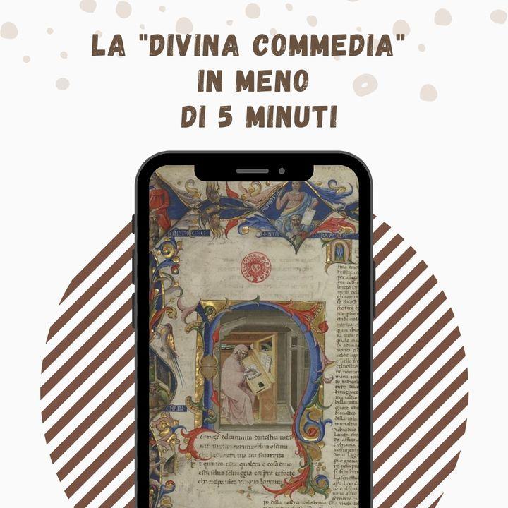 """La """"Divina Commedia"""" in meno di 5 minuti - PARADISO"""