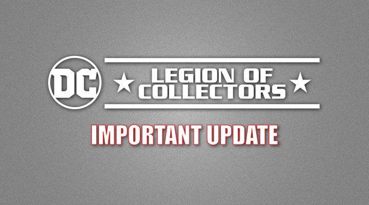 Legion of Collectors is No More